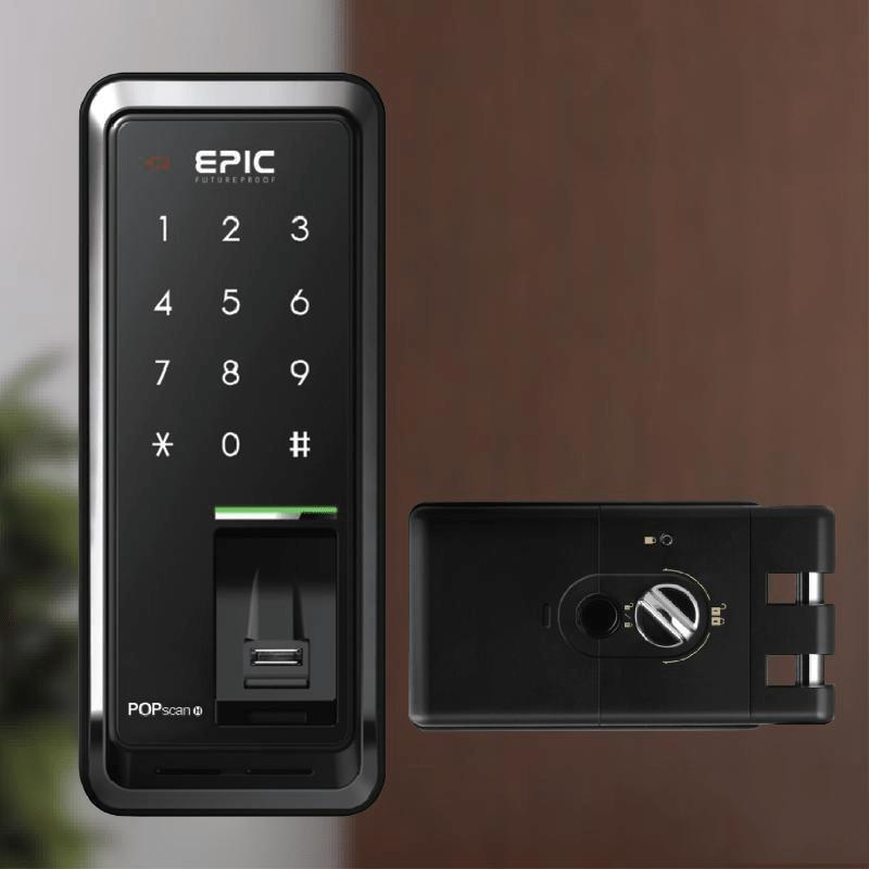 Khóa điện tử EPIC POPS can hook