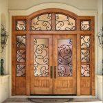 phong cách thiết kế cửa gỗ đẹp