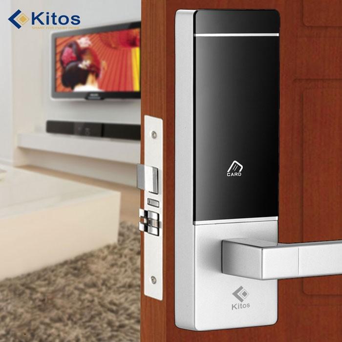 khóa cửa thông minh dành cho khách sạn