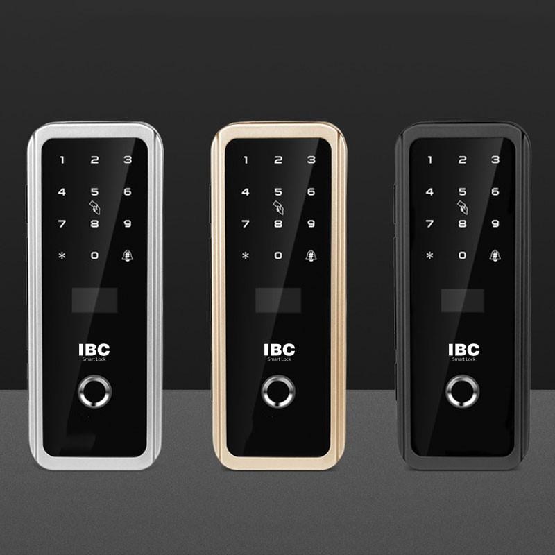 khóa cửa thông minh của IBC