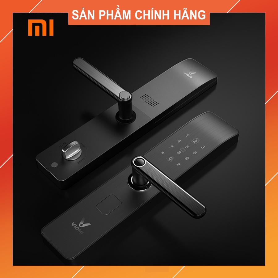 cách nhận biết khóa cửa thông minh Xiaomi chính hãng