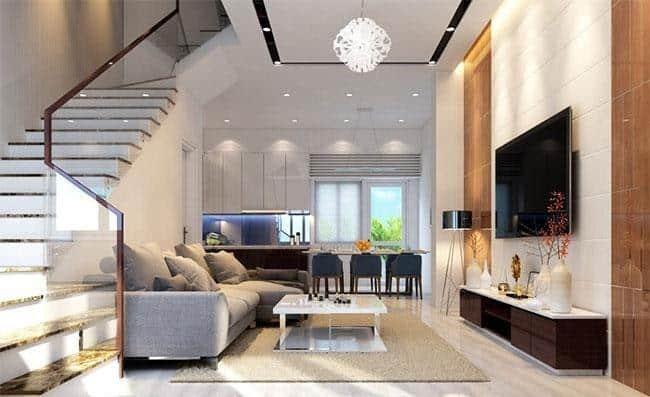 phong cách nội thất thích hợp với khóa thông minh xiaomi